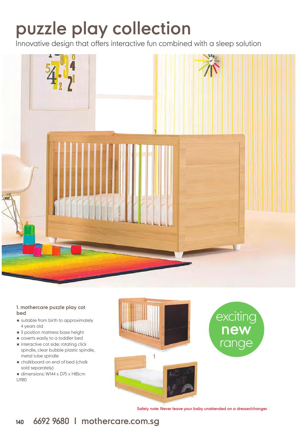 mothercare catalogue 2013 2014 by mothercare sg issuu. Black Bedroom Furniture Sets. Home Design Ideas