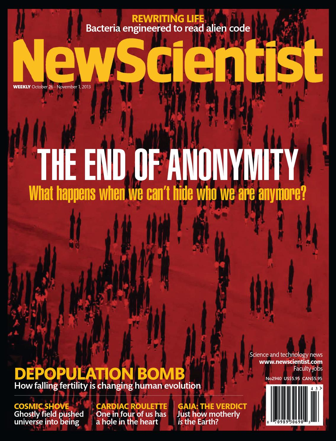 New scientist 26 october 2013 by