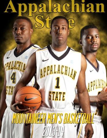 2010-11 ASU Men's Basketball by Appalachian State University Athletics -  issuu