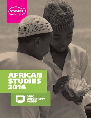 64720075509 2014 African Studies Catalog — Ohio University Press by Ohio ...