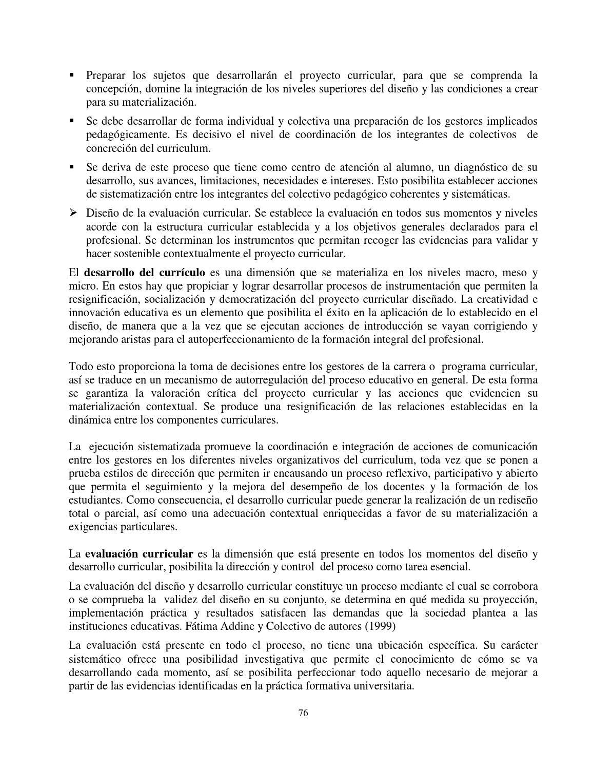 Rafael Tejeda Díaz y Pedro R. Sánchez del Toro - La formacion basada ...