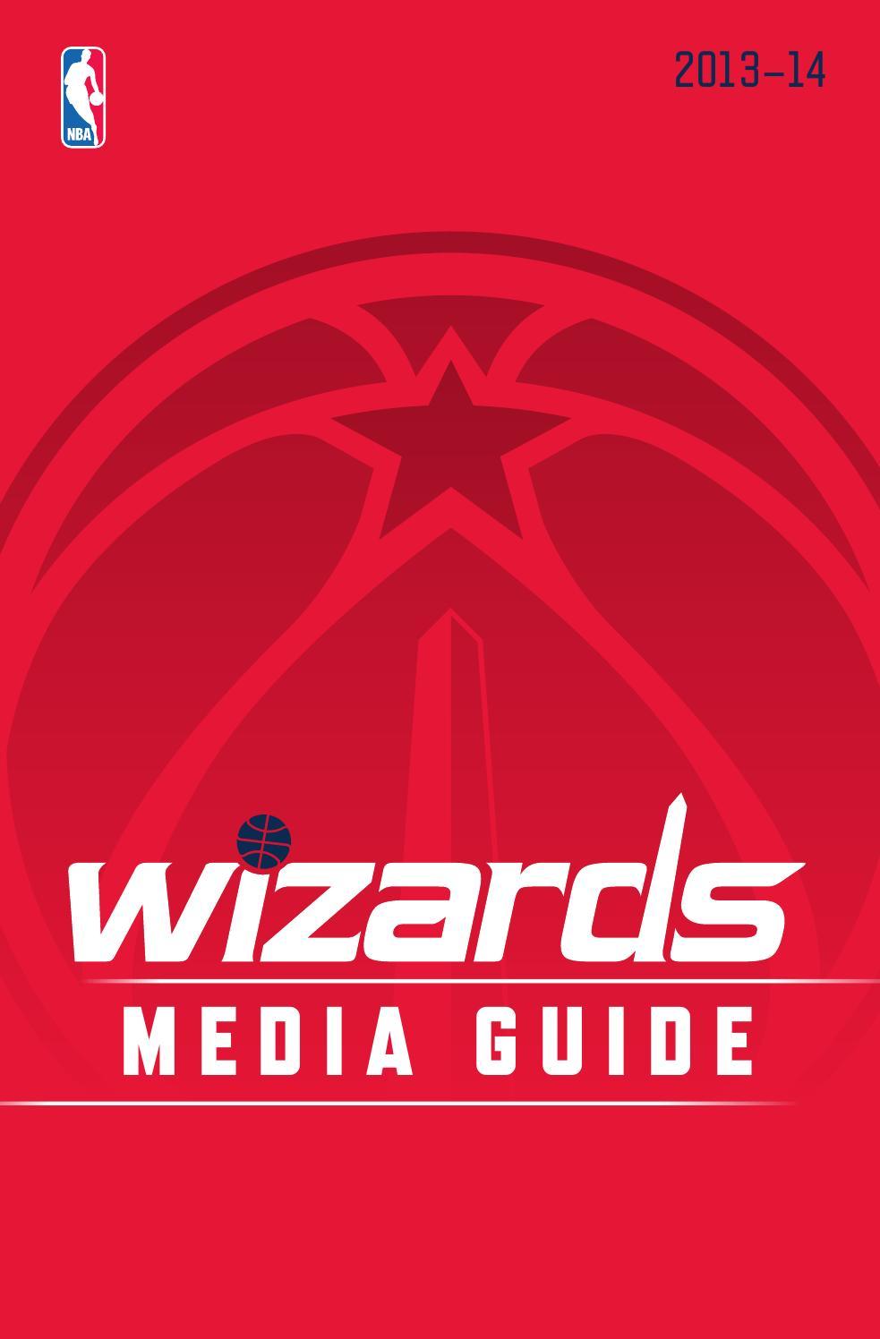 Wizards Media Guide 13 14 by Jacob Raim issuu