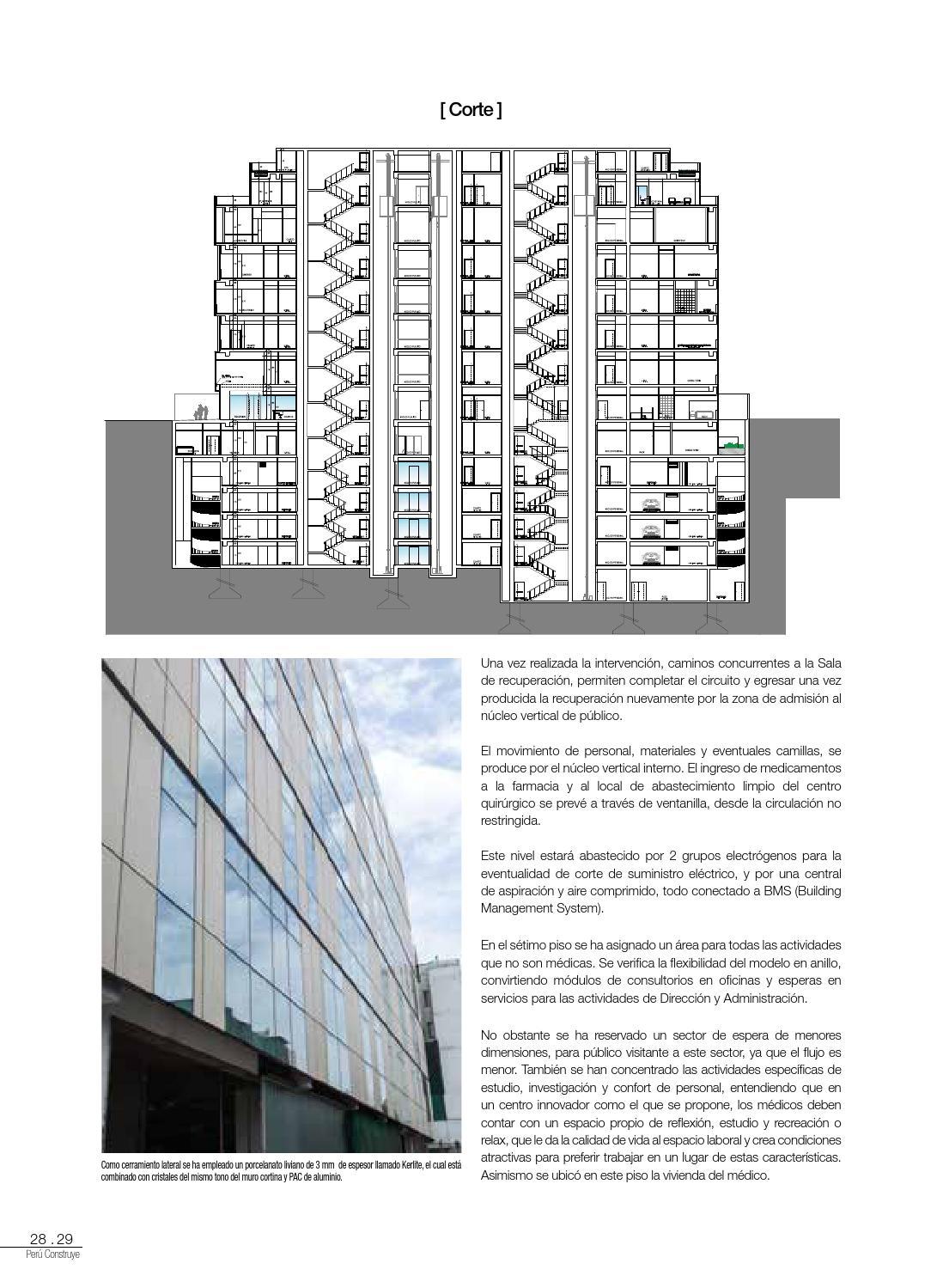 Circuito Quirurgico : Peru construye edicion 25 by grupo digamma issuu