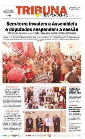 Edição número 1892 - 8 de novembro de 2013 by Tribuna Hoje - issuu 365936e9eec82