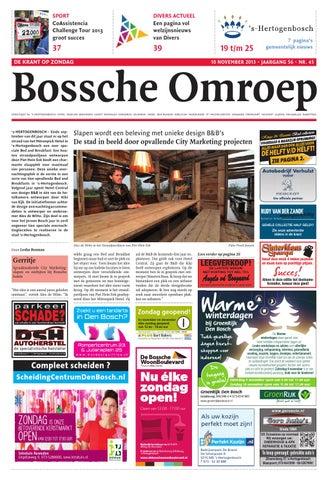 f76b447f0d6b7d Bo week45 2013 by De Persgroep Nederland - issuu