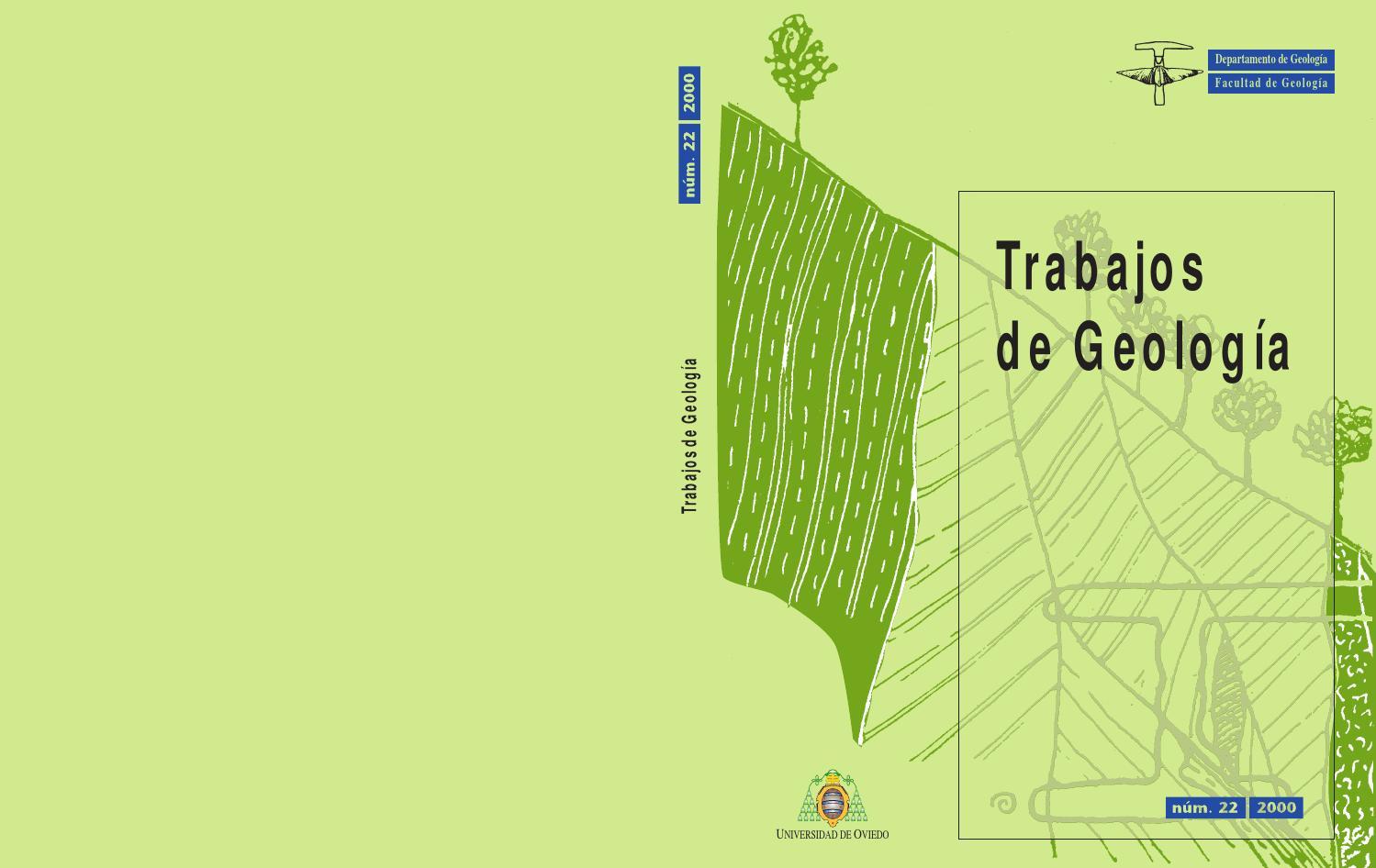 Tesis doctoral Jorge Gallastegui - Trabajos Geología - Universidad ...
