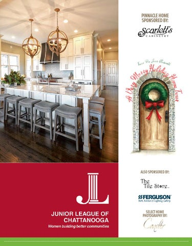 2013 jlc holiday tour guidebook by junior league chattanooga issuu