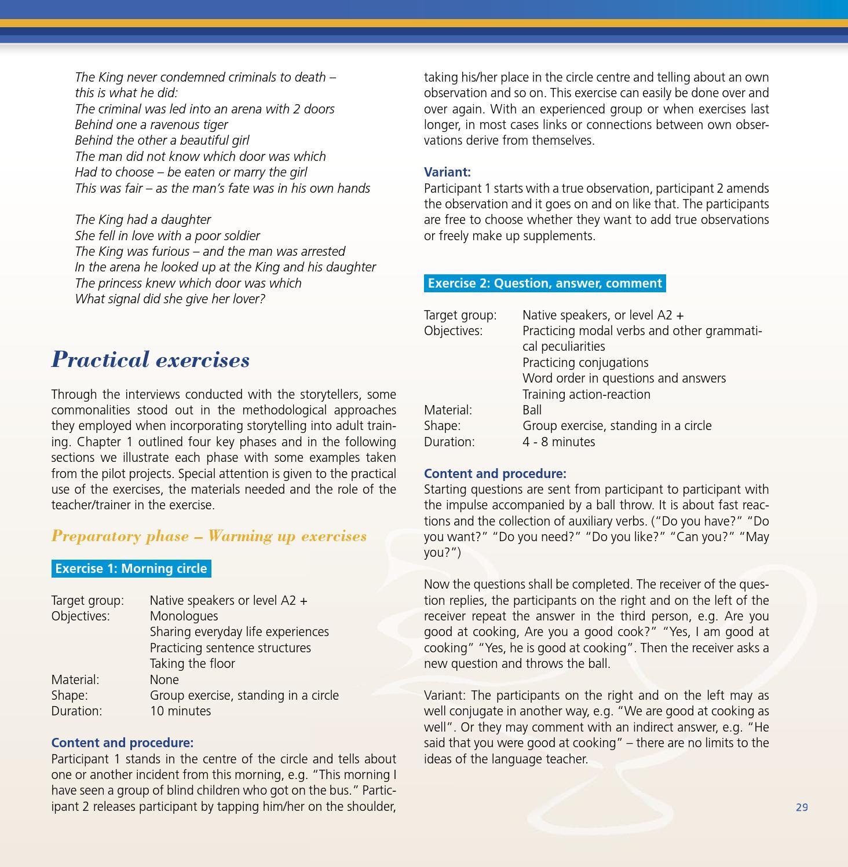 Sheherazade manual