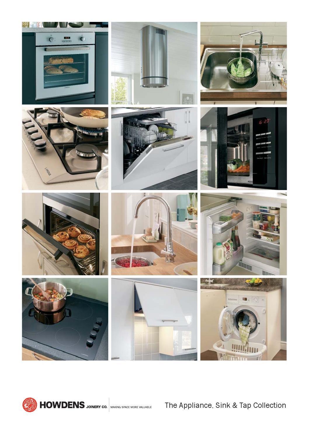 Appliance Collection Brochure By Steven123456 Issuu Ovens Single Electric Lamona Conventional Oven