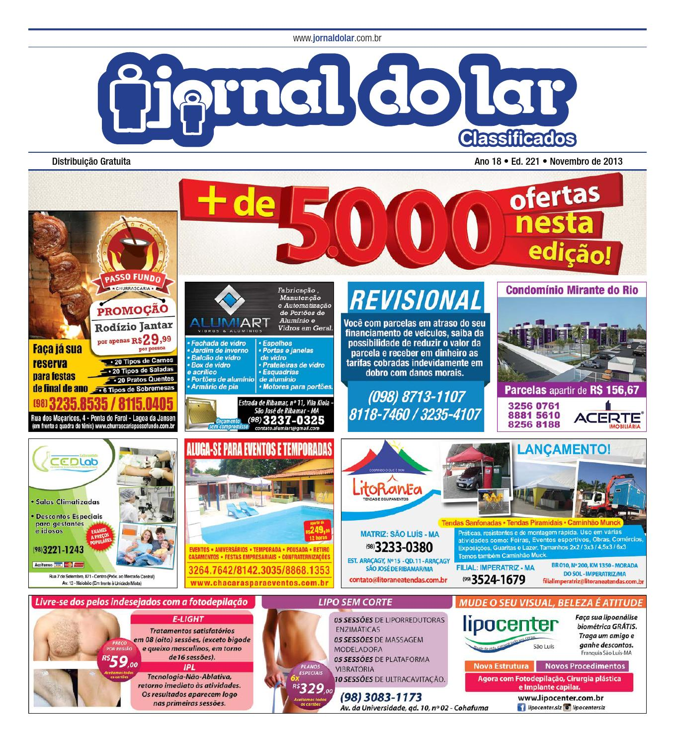 acbf45979 Jornal do Lar Ed. 221 by Jornal do Lar - issuu