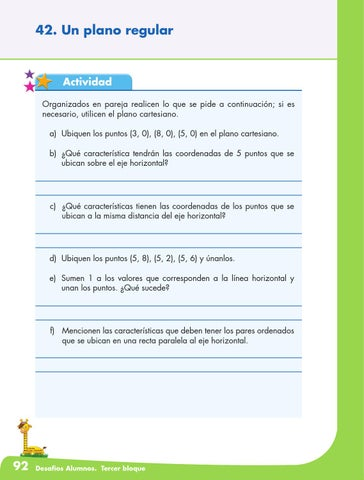 Desafios Matematicos Alumnos 6º Sexto Grado Primaria By Gines Ciudad Real Issuu