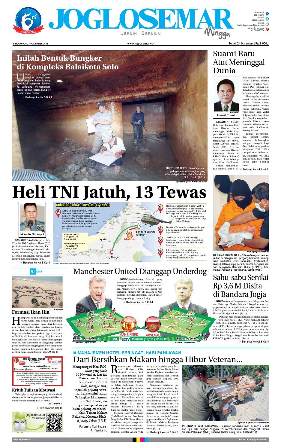 Epaper Edisi 10 Nopember 2013 By Pt Joglosemar Prima Media Issuu Download Gnucap General Purpose Circuit Simulator Xtronic