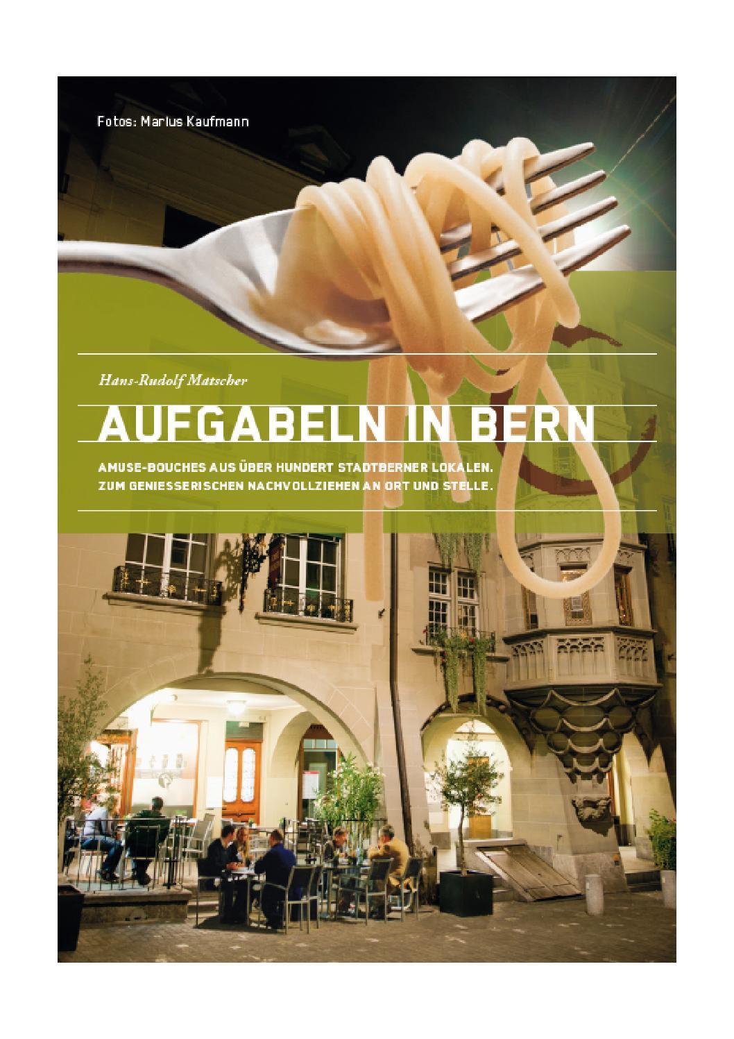 AUFGABELN IN BERN
