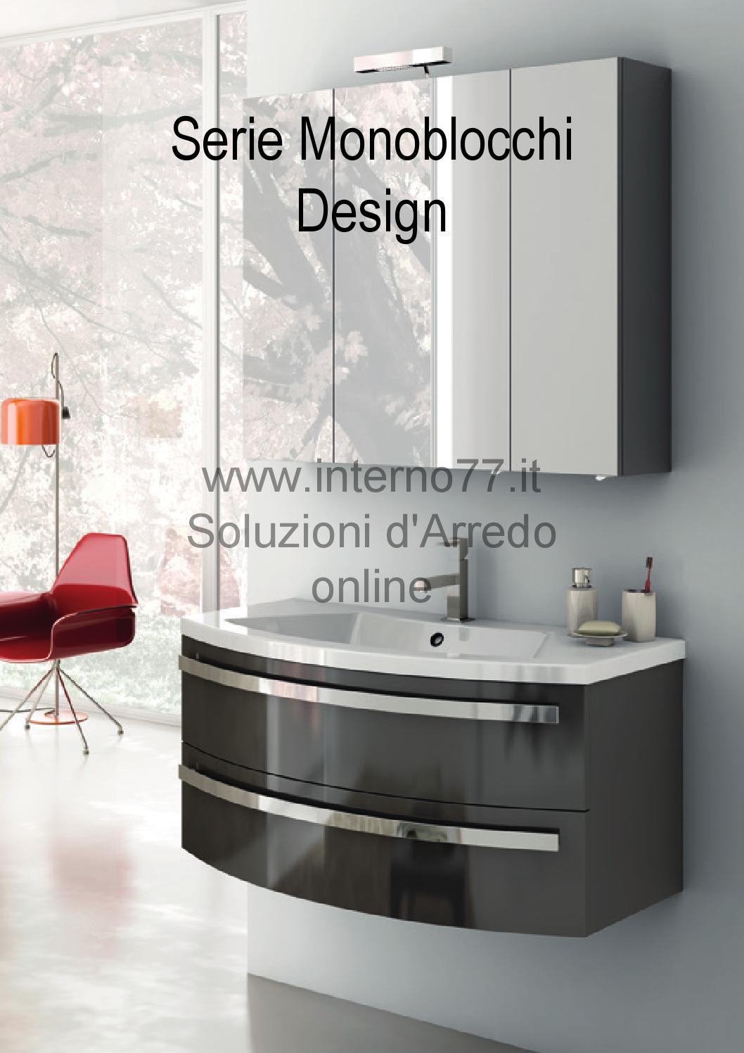 Serie monoblocchi cfa by interno77 soluzioni d 39 arredo for Soluzioni d arredo soggiorno