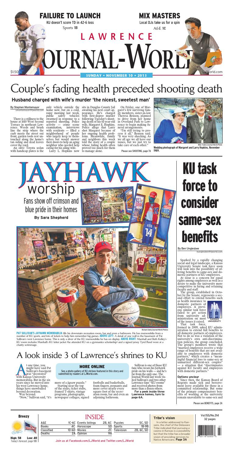 Ljw 111013 02 by Lawrence Journal-World - issuu