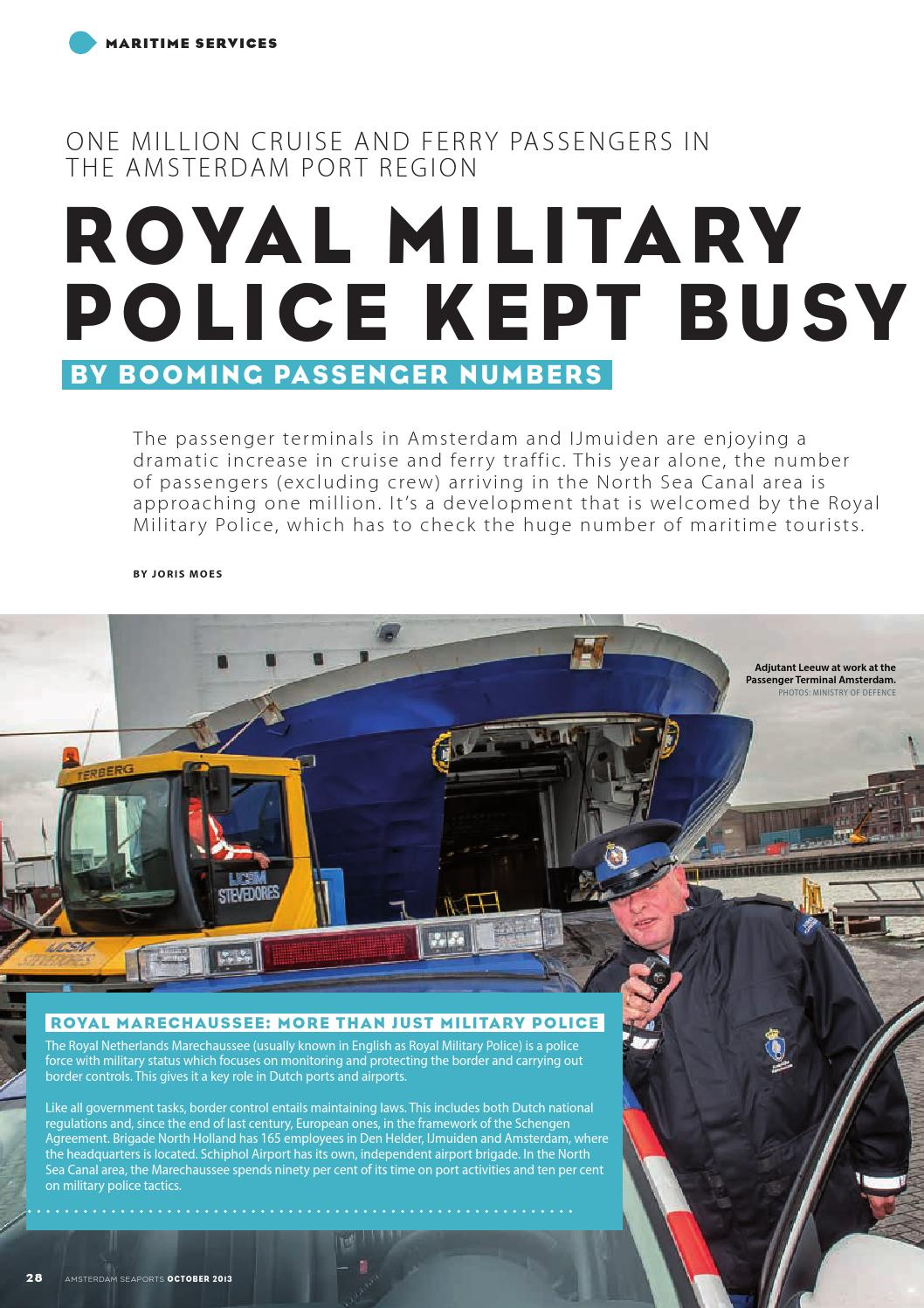 Amsterdam Seaports - Maritime Services by Amports - issuu