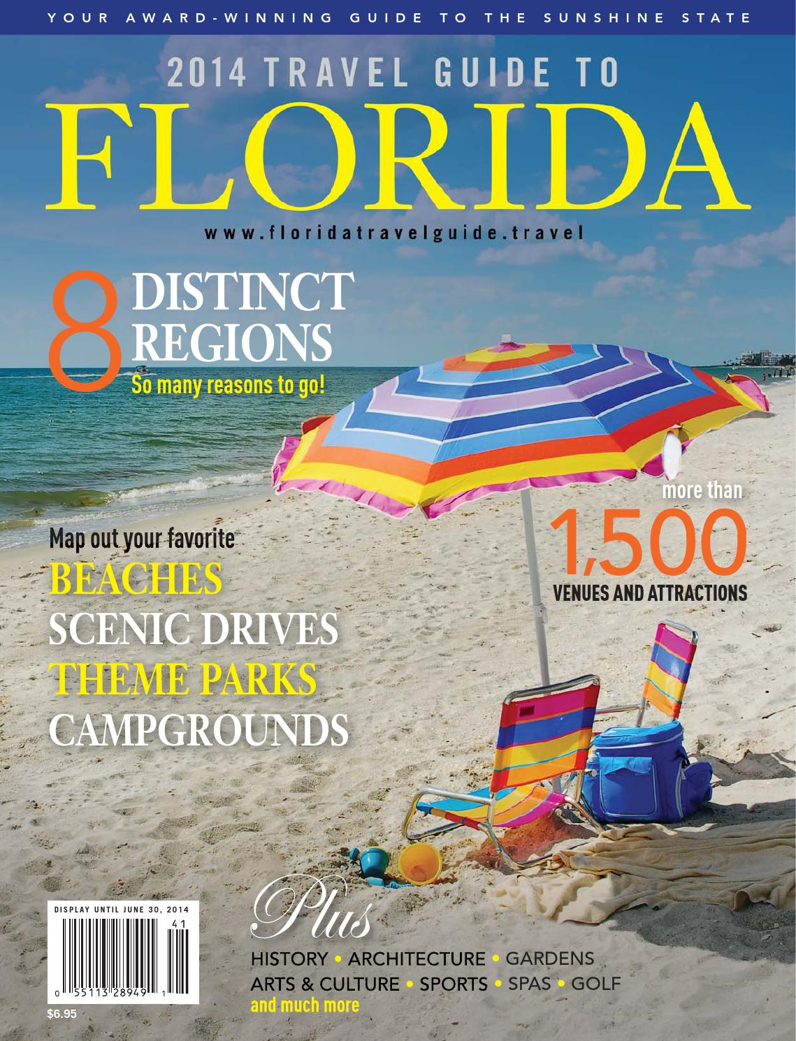 2014 travel guide to florida by markintoshdesign - issuu