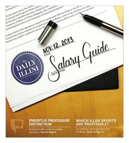 Salary guide.