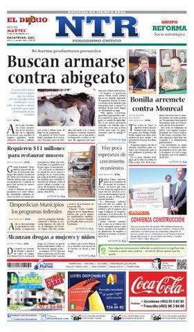 dbd5380d4 El Diario NTR by NTR Medios de Comunicación - issuu