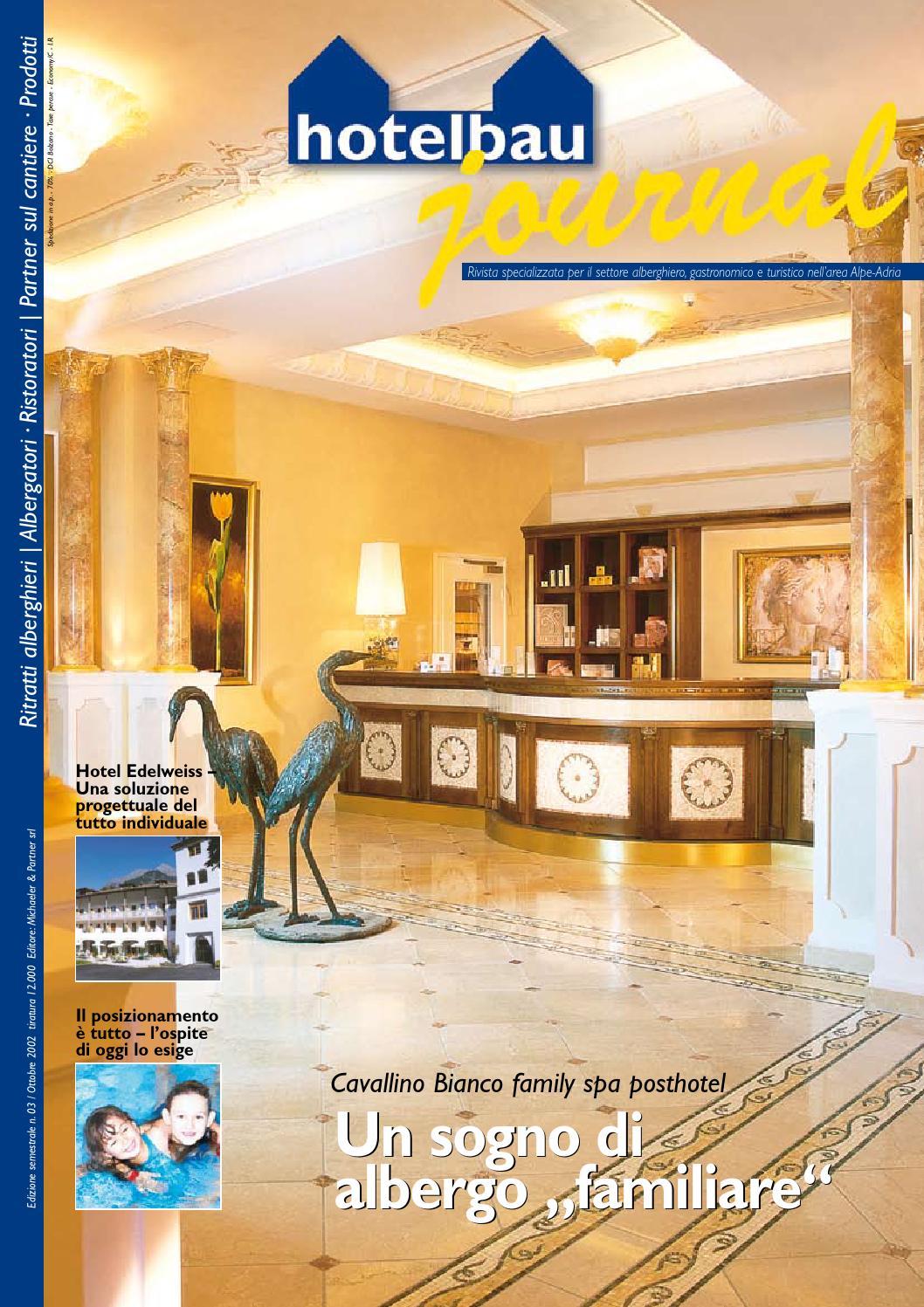 hotelbau journal 03 it by michaeler & partner - issuu - La Sede Del Progetto E Larredamento Propan