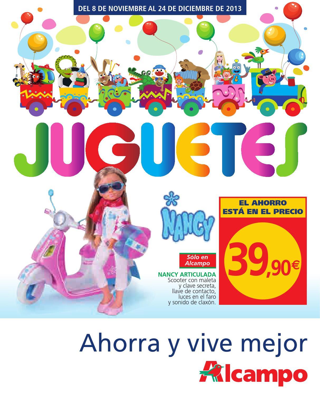 Juguetes Alcampo Catalogo Navidad 2013 2014 By Milyuncatalogos Com