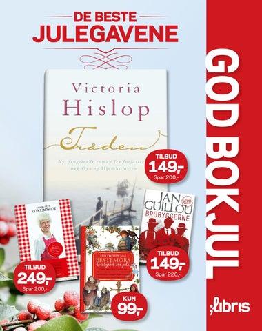 356d790e3 Libris julekatalog 2013 by Millimeterpress as - issuu