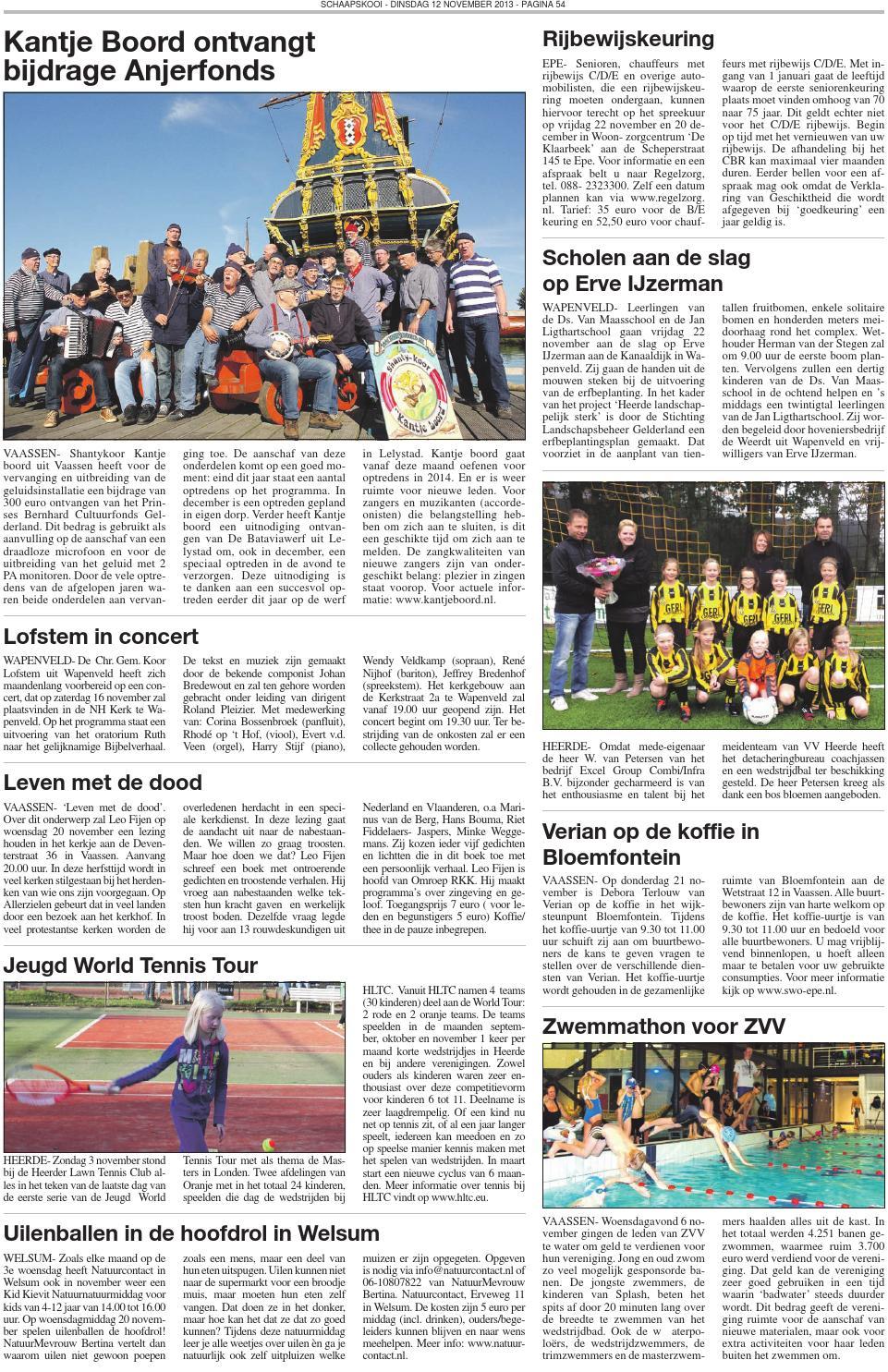 Schaapskooi Week 46 2013 By Schaapskooi Issuu