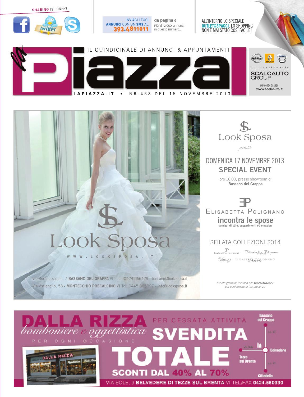 Quindicinalelapiazza458 by la Piazza di Cavazzin Daniele - issuu abe86d47df8