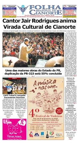 c3c659b54c1fe Folha Regional de Cianorte - Edição 831 by Folha Regional de ...