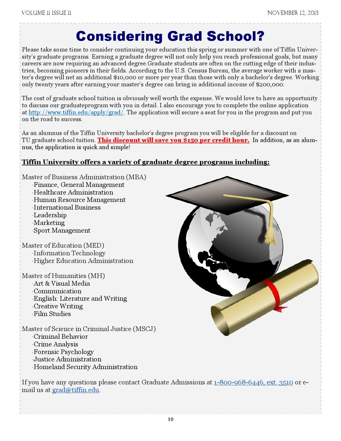 Dragon News (11/12/2013) by Tiffin University - issuu