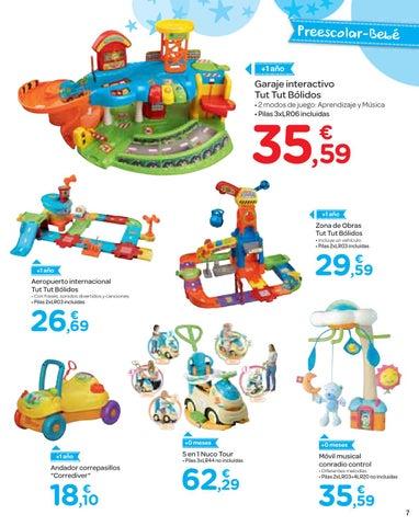 Carrefour Juguetes Ninos 1 Ano.Carrefour Juguetes By Misfolletos Com Misfolletos Com Issuu