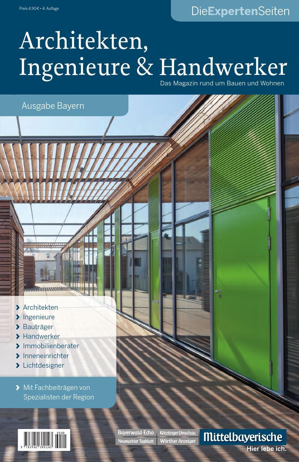 Architekten Ingenieure Handwerker By Creativconcept Issuu