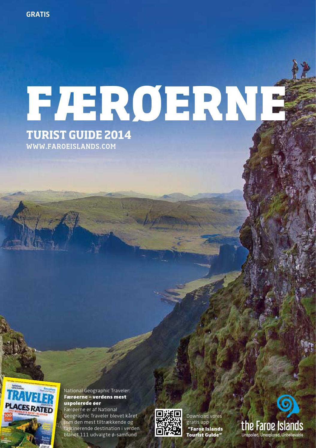 Faeroerne Tourist Guide 2014 By Visit Faroe Islands Issuu