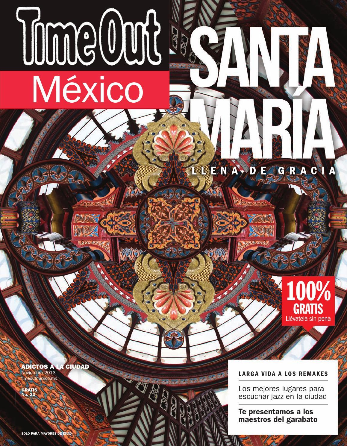 Time Out México noviembre 2013 by Time Out México - issuu 75da1894795