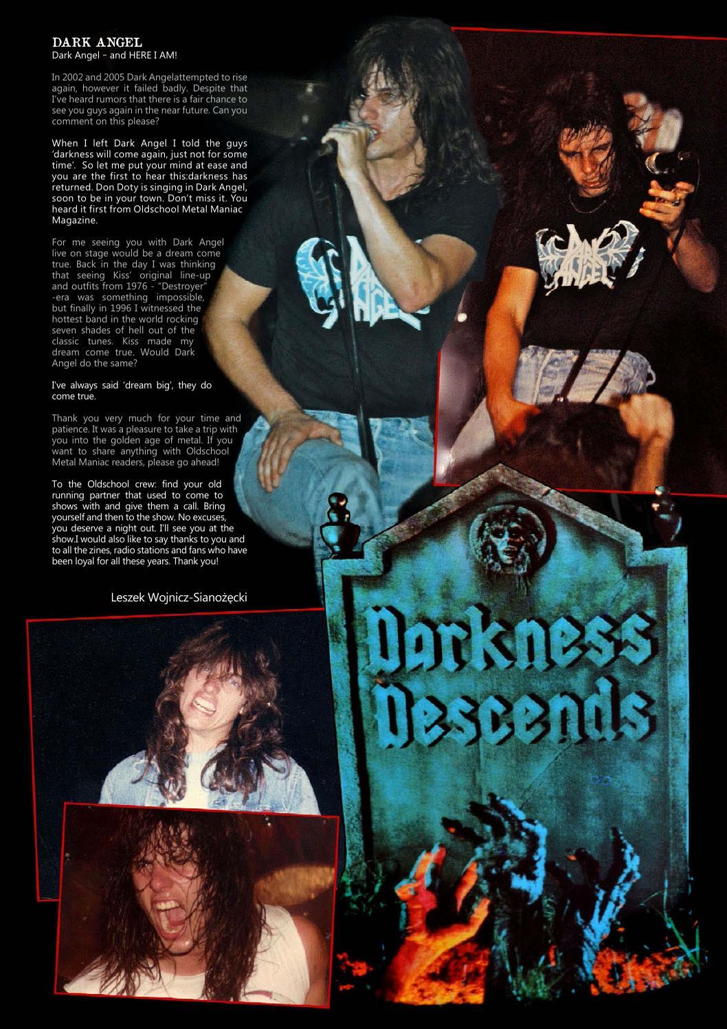 50b98b0318f1 Oldschool Metal Maniac Magazine - Issue  6 by Oldschool Metal Maniac - issuu
