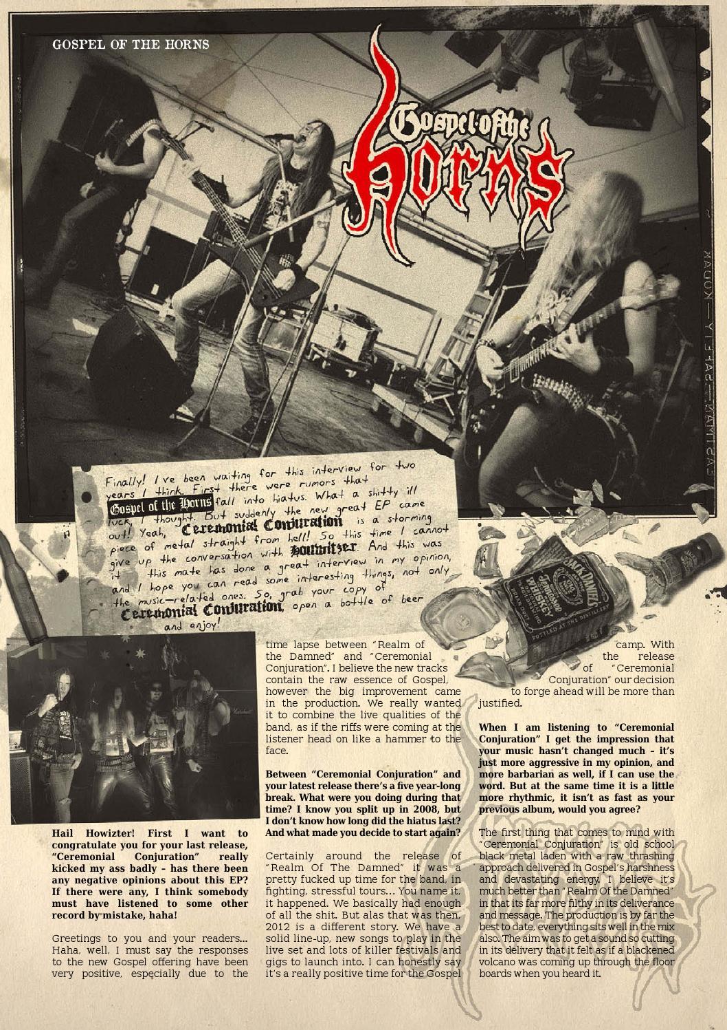 Oldschool Metal Maniac Magazine - Issue #6