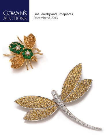 b0231e1d3 Fine Jewelry and Timepieces by Cowan's Auctions - issuu