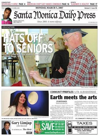 eb5d406c Santa Monica Daily Press, March 05, 2007 by Santa Monica Daily Press ...