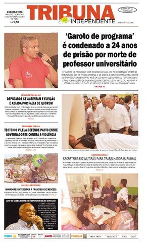 Edição número 1896 - 13 de novembro de 2013 by Tribuna Hoje - issuu 00854b0e08f89