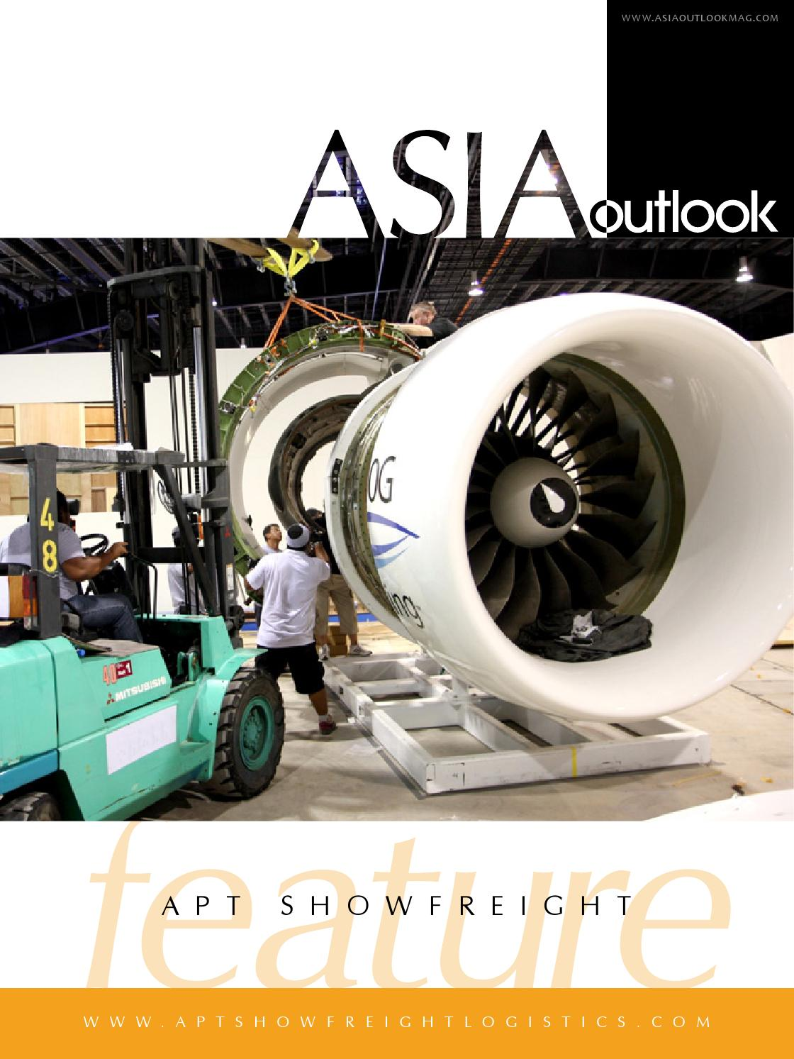 APT SHOWFREIGHT by Outlook Publishing - issuu