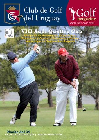 Golf Magazine Octubre 2013 by Diseño Producciones - issuu