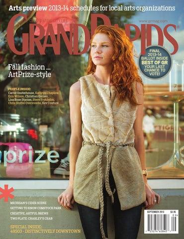 September 2013   GRM By Grand Rapids Magazine   Issuu