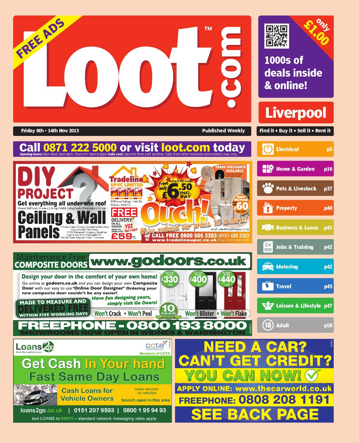 Loot Liverpool 8th November 2013 By Issuu Have A Whirlpool Cabrio Electric Dryer It Is Flashing F22