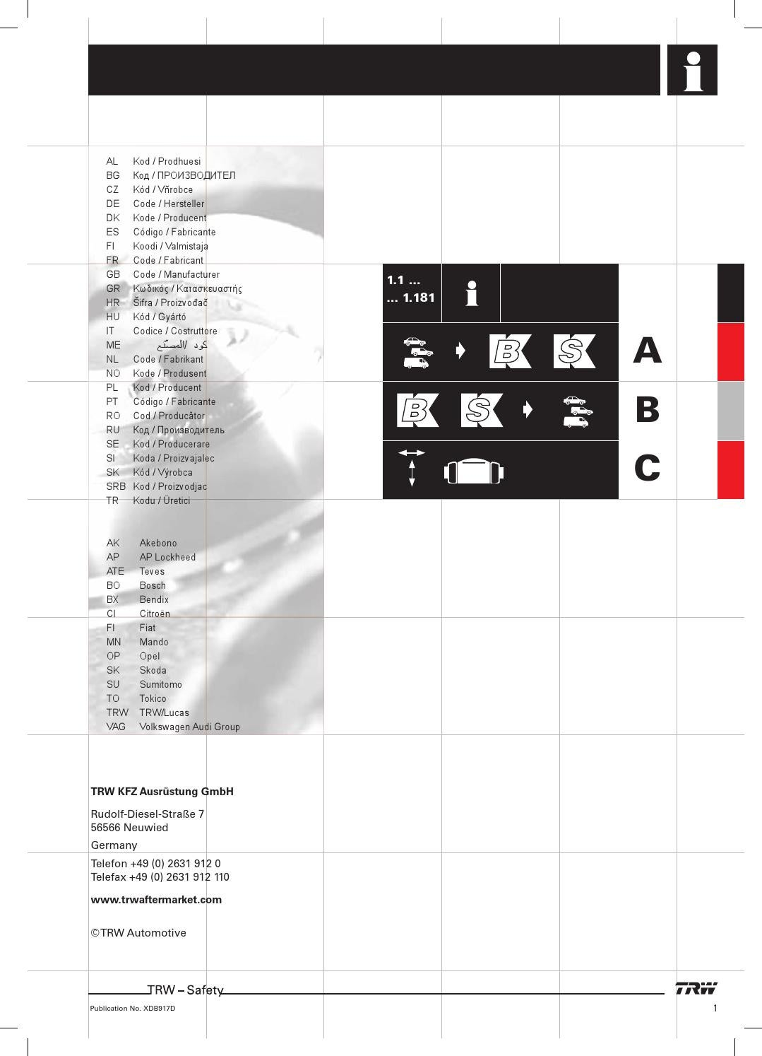 08//80-03//88 Lenkgetriebe VW Passat 32, 33, 32B