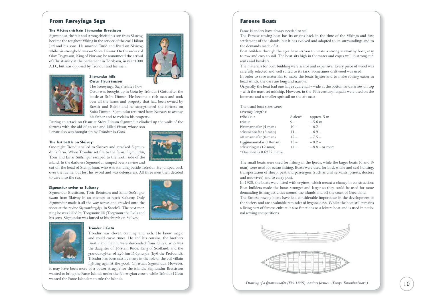 Sagas and storystelling by Visit Faroe Islands - issuu