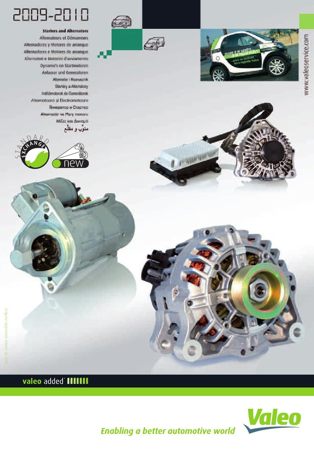 Motor de arranque Starter Chrysler Grand Voyager 5 3.8