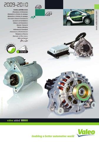 valeo alternadores y motores de arranque 1 by motor diper issuu rh issuu com