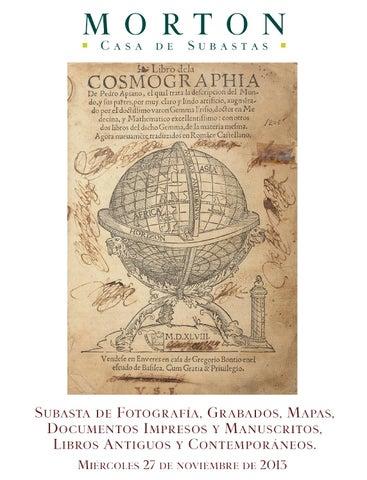 ea5f576221 Catálogo Subasta by Morton Subastas - issuu
