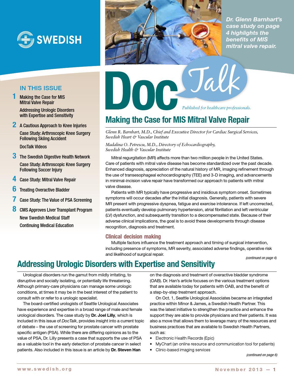 Swedish DocTalk by Swedish DocTalk - issuu