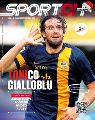 SD+ magazine 26/2013 by SportdiPiù magazine Verona/Mantova